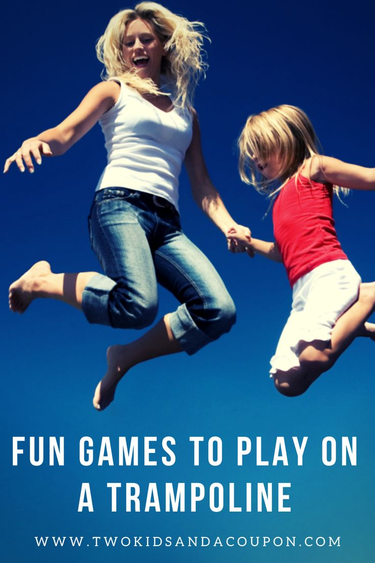 18++ What are some fun trampoline games mode
