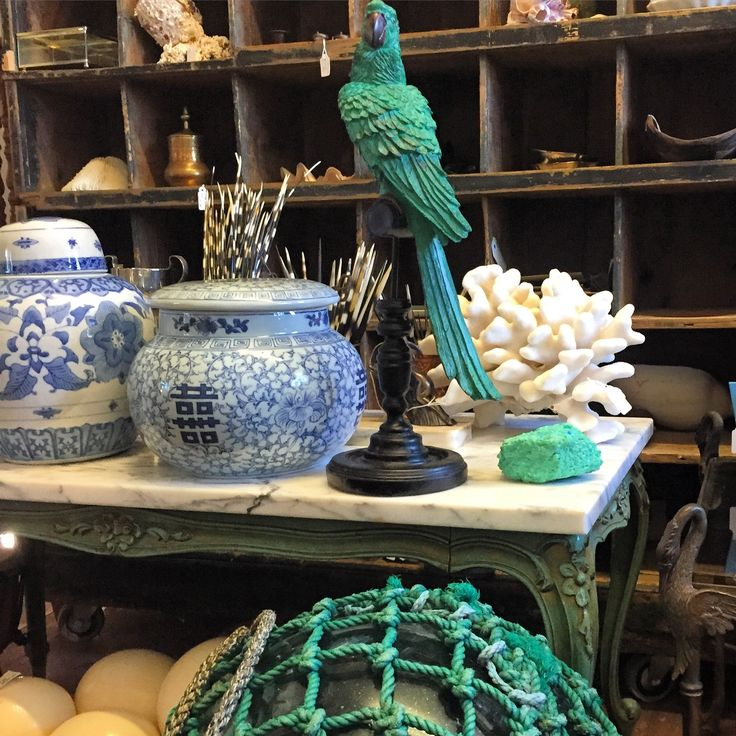Eclectic Finds
