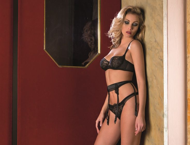 Dessous.at - Cotton Club Herbst/Winter 2014 Serie ORO