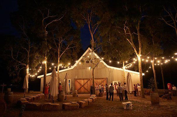 The Barn Wallington Wedding