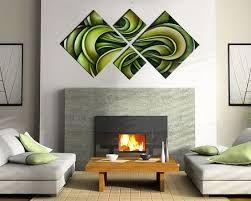 Resultado de imagen de cuadros modernos decorativos para sala