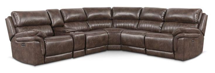 Broyhill Sofa Nebraska Furniture Mart Set Table Designs Best 25+ Reclining Sectional Ideas On Pinterest ...