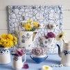 Un tableau réalisé avec de la vaisselle cassée - Marie Claire Idées