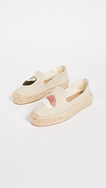 SOLUDOS | Sushi Platform Smoking Slippers #Shoes #SOLUDOS