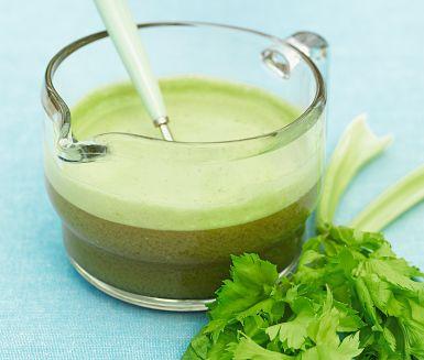 Recept: Fänkålsjuice med päron