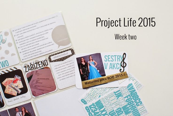 My Project Life Week 2