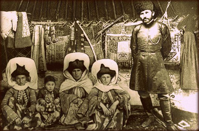 Tatars. Nugay Tatars