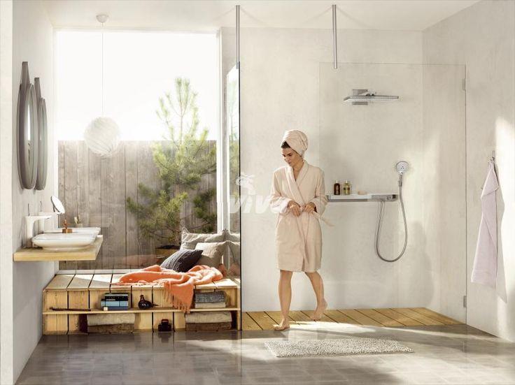 Hansgrohe Raindance Select S ručná sprcha 120 3jet, EcoSmart