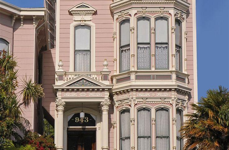 Inn San Francisco in San Francisco, California | B&B Rental