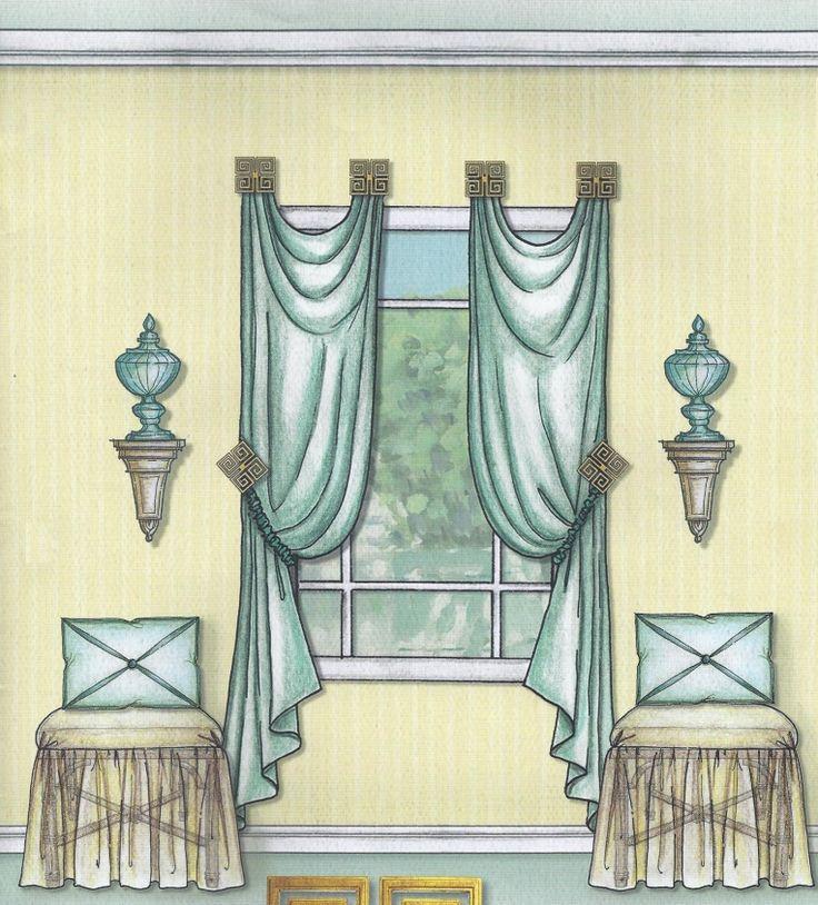 20 best oval window ideas images on pinterest window for Oval window treatment ideas