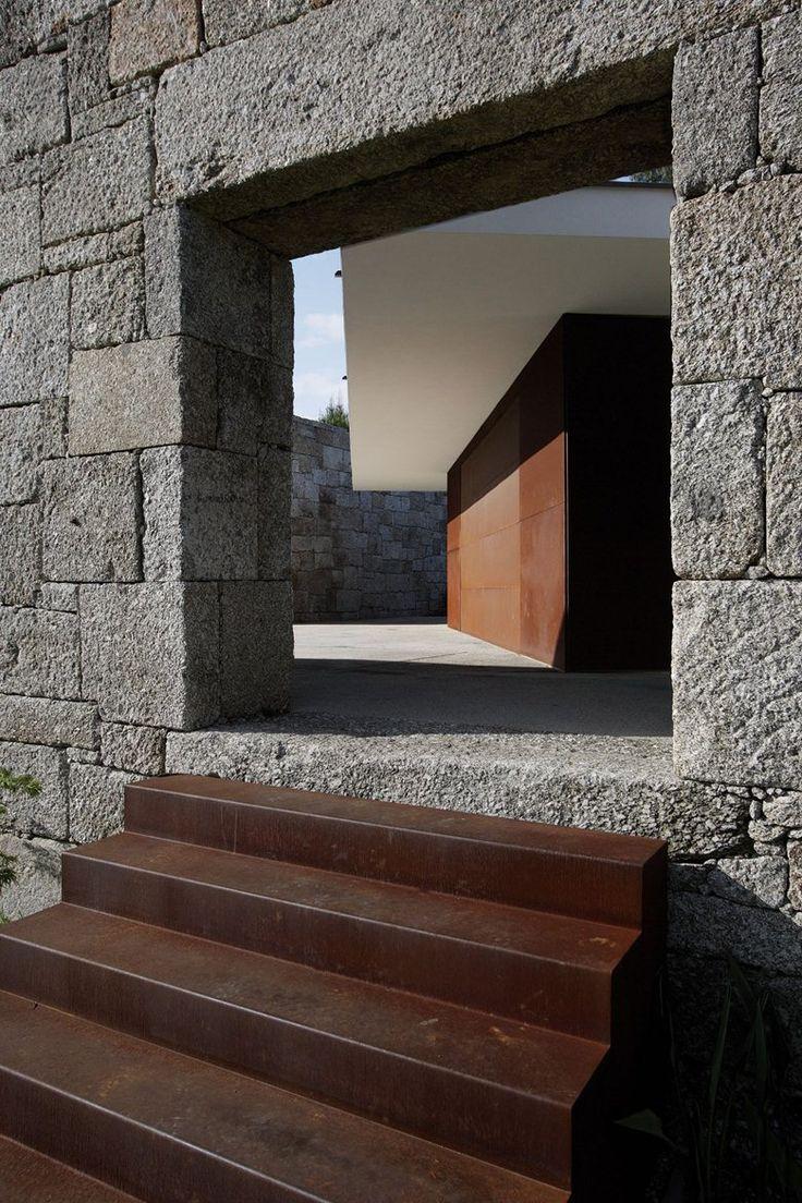 House in tade braga 2005 topos atelier de arquitectura - Atelier arquitectura ...