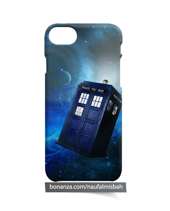 Tardis Blue Galaxy iPhone 5 5s 5c 6 6s 7 + Plus 8 Case Cover - Cases, Covers & Skins