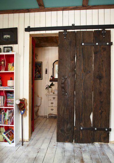Ideas for Barn Doors