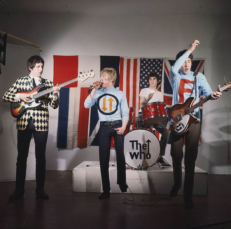 Mod! The Who, 1965, by Philippe Le Tellier