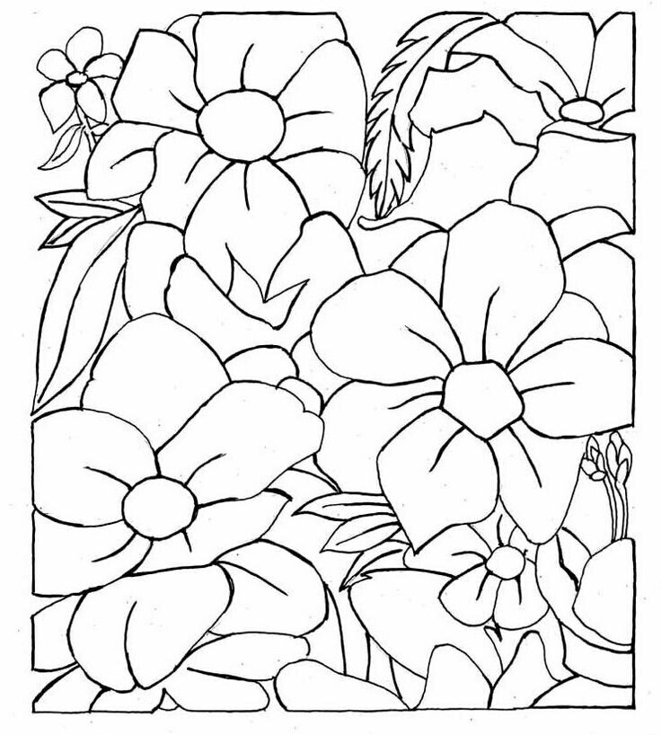 Spring Coloring Sheets Girls - Worksheet & Coloring Pages