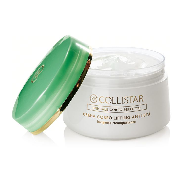 COLLISTAR Anti-Age Lifting Body Cream is a COLLISTAR innovation for an eternally youthful body. The formula acts on four fronts.   - Firms, restructures and performs a powerful anti-age...