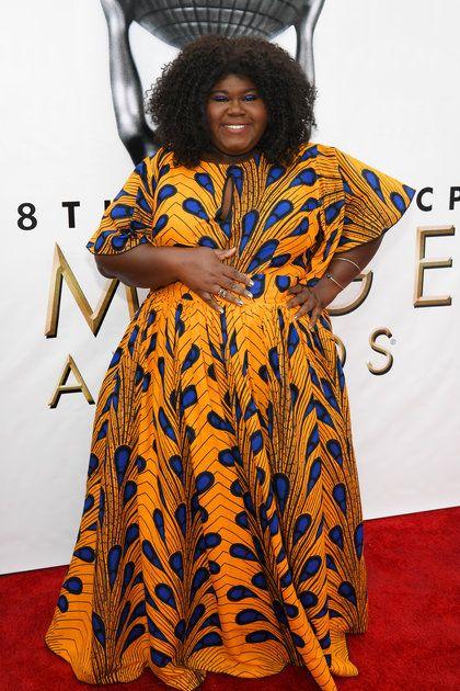 Gabourey Sidibe  - Celebrity Photos of The Week: Feb 12-18