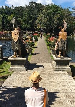 Bali's Water Palace – Tirta Gangga