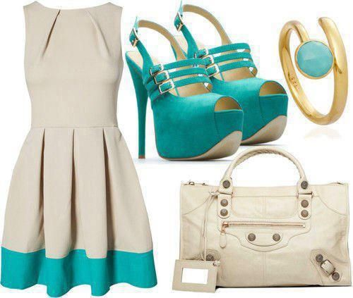 Evening Dress   Polyvore glamour featured Evening Gowns dresses love the dress hate the shoes