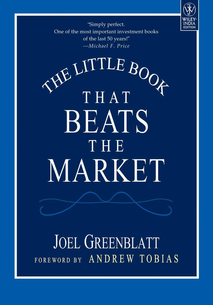 The Stock Trader Blog's Post - The Little Book That Beats The Market (Book Review #1)