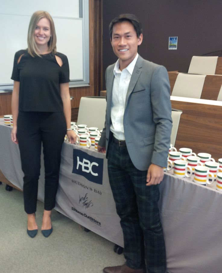 Hudson's Bay visits the Ivey Business School at Western University to discuss our Executive Training Program. Learn more: http://ow.ly/CGa7C