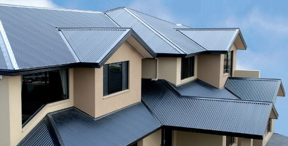 colorbond roof basalt - Google Search