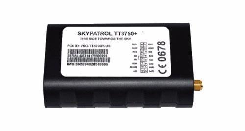 Rastreador Vehículo Gps Skypatrol Tt8750+1 Año Plataforma - $ 379.900