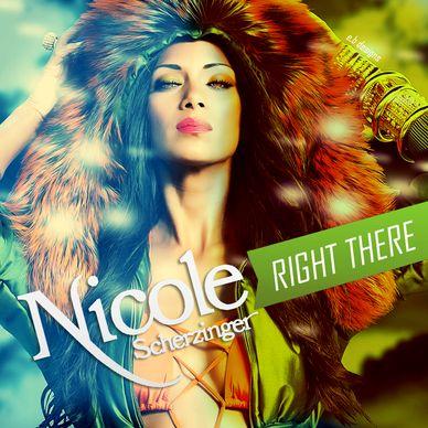 Nicole Scherzinger Right There Album Cover