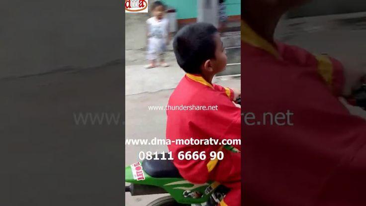 minimoto mainan anak anak gaul dan keren so pasti gokil abiis