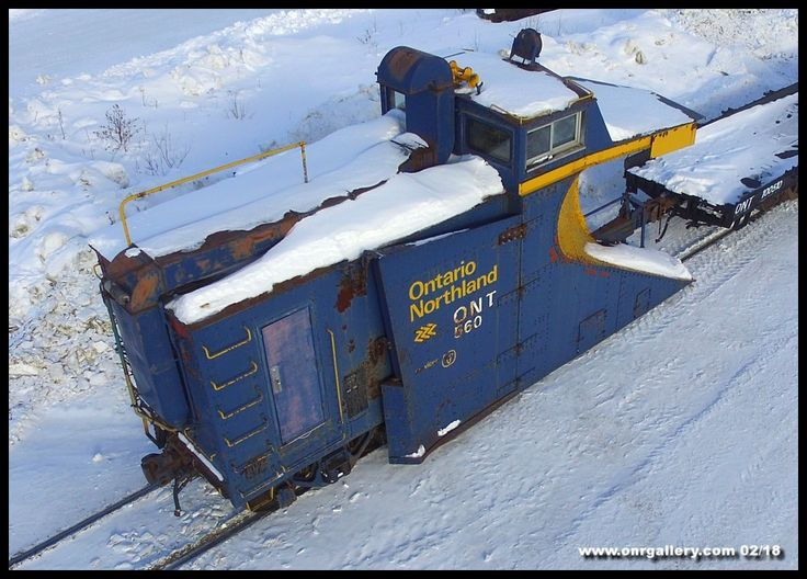 Plow 560 is spotted on Cochrane Shops rip track Feb. 10th. Could we be seeing a plow extra coming soon?