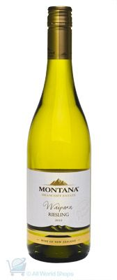 Waipara Riesling - Montana Brancott Estate - 750ml | Shop New Zealand
