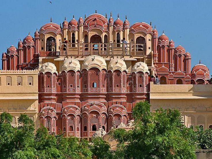 Дворец Ветров, Индия