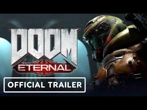 Doom Eternal Official Stadia Trailer Gamescom 2019 Tech News And Gadget Videos Technology Articles 2 Movie Latest Technology