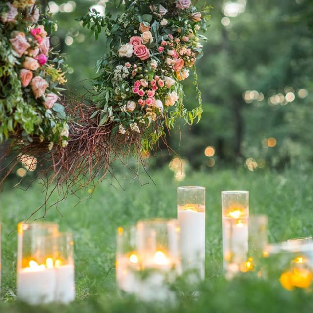 Outdoor Wedding Must Haves: 120 Best [Inspiration] Outdoor Wedding Images On Pinterest