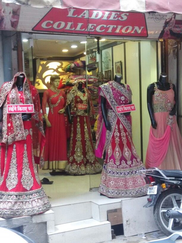 Lehnga and dresses on rent