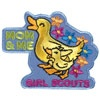 Girl Scout Shop - Mom And Me Sew-On Patch