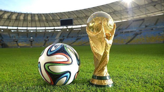 A ciência por trás da bola oficial da Copa