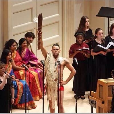 Taonga Puoro heard at Carnegie Hall, New York