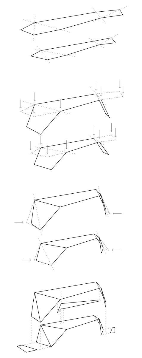 Modern Furniture Drawings