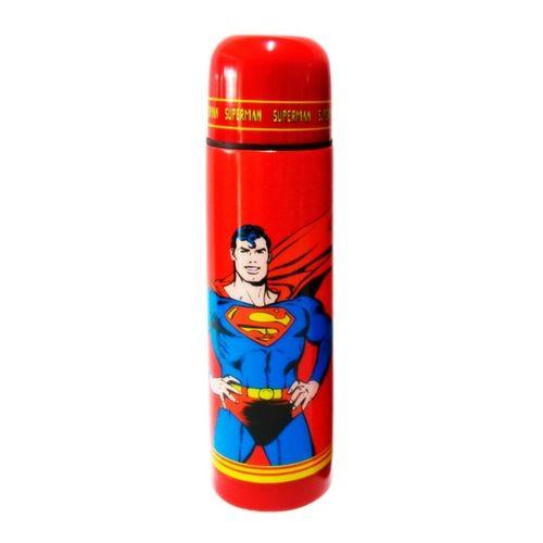 Garrafa Termica Aço Inox Dc Superman