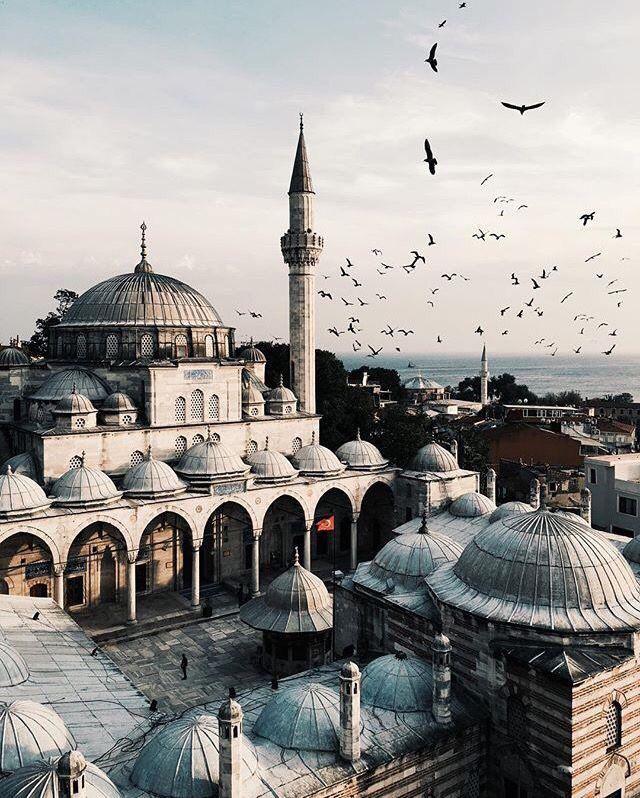 Istanbul (Via de Bosporusbrug kan je oversteken tu…