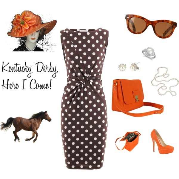 Kentucky Derby Outfit!, created by forgiven78 on Polyvore