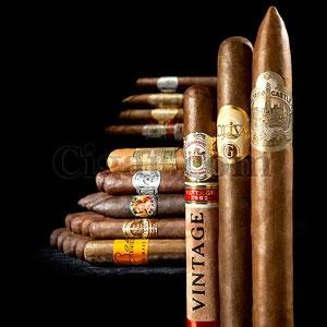 Bottomless Cup Sampler at Cigar.com  $79.95
