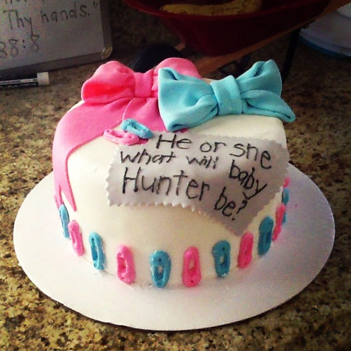 37 best Gender Reveal Ideas images on Pinterest | Gender ...