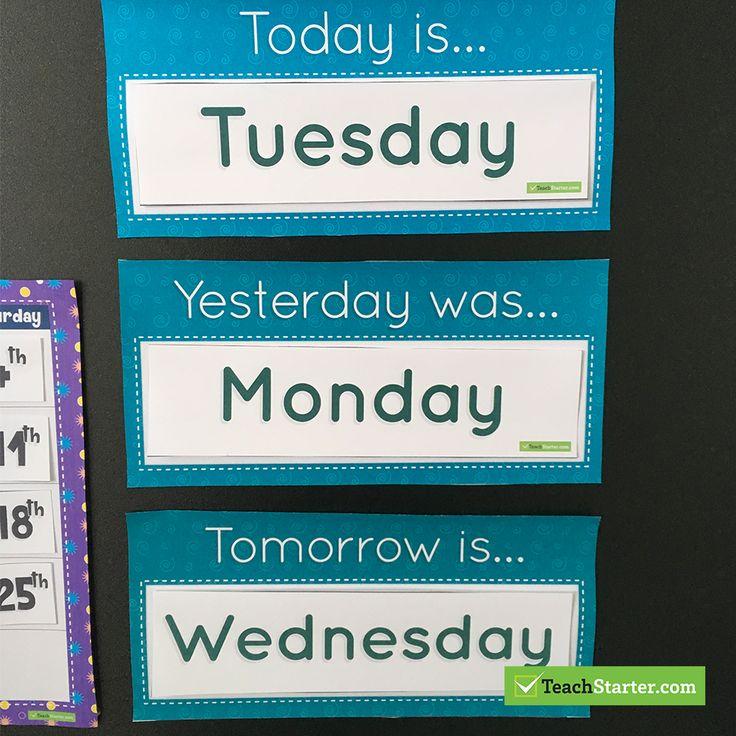 Classroom Calendar Ideas ~ Best classroom calendar ideas images on pinterest