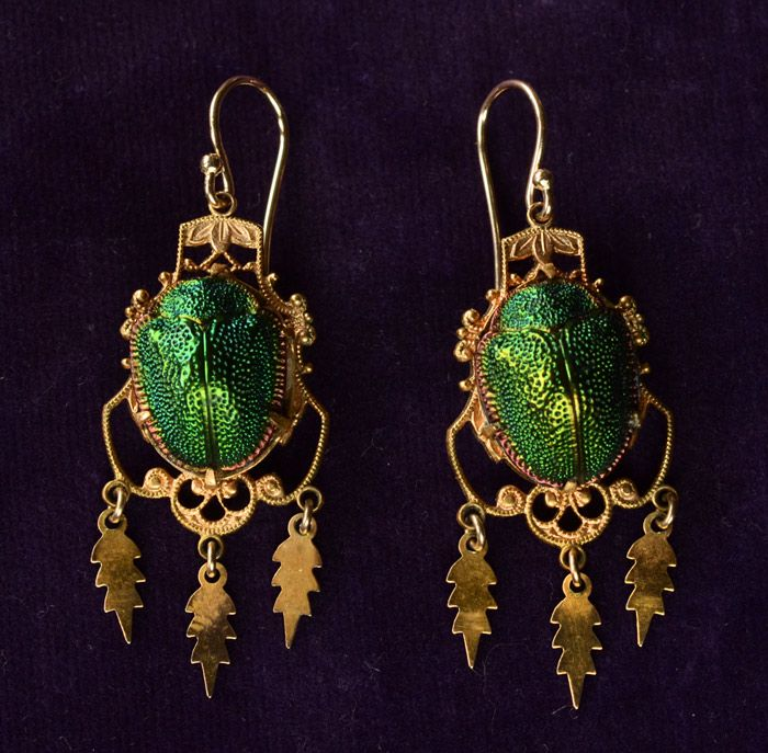 38 best Jewelry: Scarab Beetles images on Pinterest ...