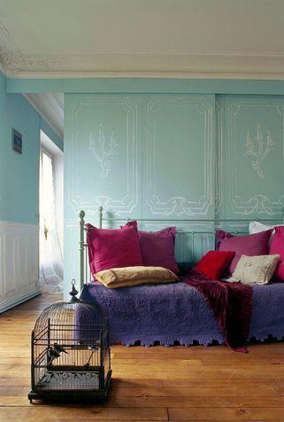 Dipingere la camera da letto: la scelta dei colori