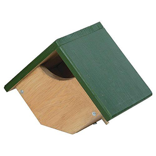 Robin or Wren Nest Box. Designed for the Nesting Habits of these Garden Birds. Get ready for spring!