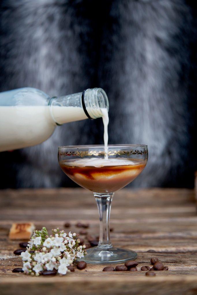 Tiramisu Cocktail Caketail