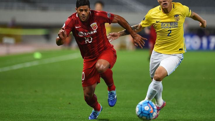 Hulk powers Shanghai SIPG to ACL R16 win over Jiangsu Suning